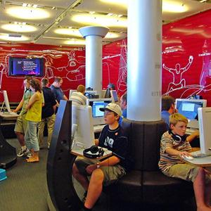 Интернет-кафе Воронцовки
