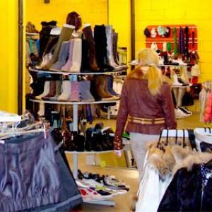 Магазины одежды и обуви Воронцовки