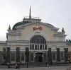 Железнодорожные вокзалы в Воронцовке