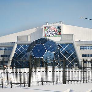 Спортивные комплексы Воронцовки