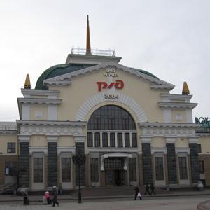 Железнодорожные вокзалы Воронцовки